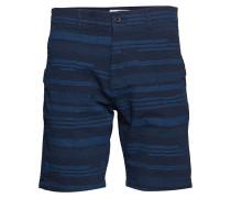 Crown Shorts 1369 Shorts Chinos Shorts Blau