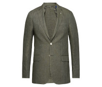 O1. The Linen Herringbone Blazer S