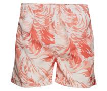 Wave Swim Shorts C.F Badeshorts Pink GANT