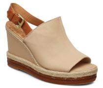 San Diego Wedge Sandal Sandale Mit Absatz Espadrilles Beige GANT
