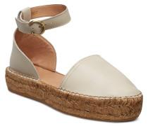 Wayfarer Sandal Sandalen Espadrilles Flach Beige ROYAL REPUBLIQ