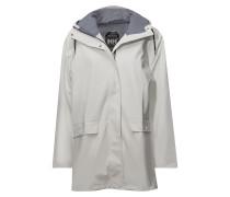 W Dunloe Jacket Parka Jacke Mantel Weiß HELLY HANSEN