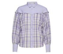 Nita Shirt Langärmliges Hemd Lila INWEAR