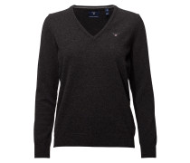 Superfine Lambswool V-Neck