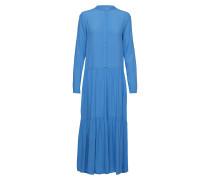 Wickey Maxikleid Partykleid Blau