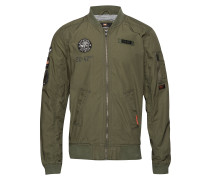 Rookie Aviator Patched Bomber