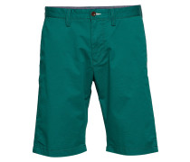 D1. Relaxed Twill Shorts