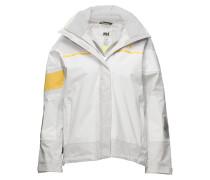 W Salt Light Jacket Sommerjacke Dünne Jacke Weiß HELLY HANSEN