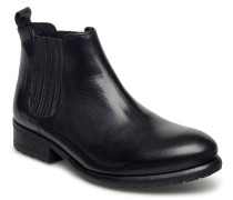 Boots Stiefeletten Chelsea Boot Schwarz BILLI BI