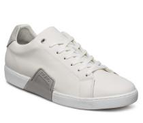 Clip M Niedrige Sneaker Weiß