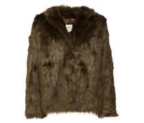 Addison Faux Fur Coat