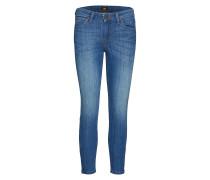 Scarlett Cropped Slim Jeans Blau LEE JEANS
