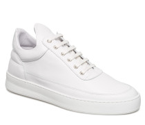 Low Top Plain Lane Nappa