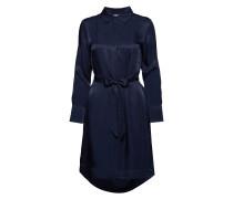 Day Time Kleid Knielang Blau DAY BIRGER ET MIKKELSEN