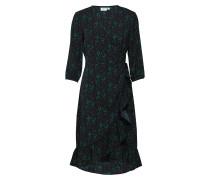 Woven Dress 3/4 Sleeve