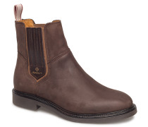 Ashley Chelsea Stiefeletten Chelsea Boot Braun
