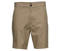 Slim Chino Short Bermudashorts Shorts Beige LEE JEANS