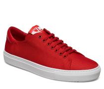 Sneaker Axl Canvas Niedrige Sneaker Rot