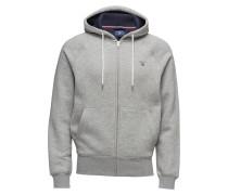 Gant Original Full Zip Sweat Hoodie