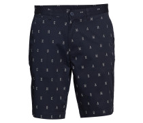 Man Woven Bermuda Shorts Blau ARMANI EXCHANGE