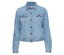Rider Jacket Jeansjacke Denimjacke Blau LEE JEANS
