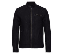 Slh C-01 Classic Suede Jacket W