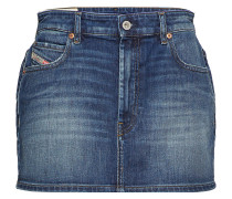 De-Eisy Skirt Kurzes Kleid Blau DIESEL WOMEN