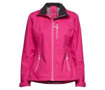 W Crew Jacket Sommerjacke Dünne Jacke Pink