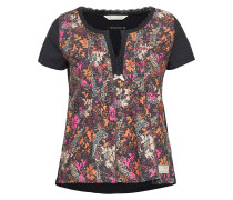 Blossom Boss Top Tshirt Top Bunt/gemustert ODD MOLLY