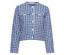 Jiang Jacket 10891 Sommerjacke Dünne Jacke Blau