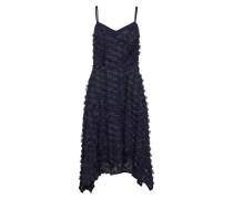Dresses Light Woven Kleid Knielang Schwarz ESPRIT COLLECTION