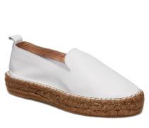 Wayfarer Loafer Sandalen Espadrilles Flach Weiß ROYAL REPUBLIQ