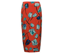 Tailored Midi Pencil Skirt