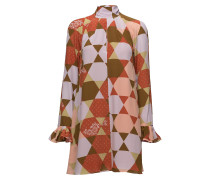 Tara, 420 Hexagons Silk