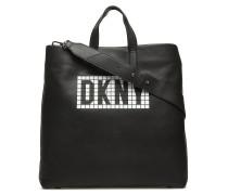 Tilly Tile Bags Top Handle Bags Schwarz DKNY BAGS
