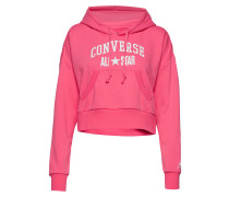 Converse All Star Pullover Hoodie Hoodie Pullover Pink CONVERSE