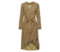 Marigold Dress Aop 6515