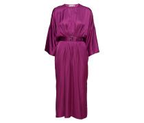 Hattie Dress Kleid Knielang Lila INWEAR