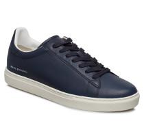 Man Woven Sneaker Niedrige Sneaker Blau