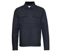 Jackets Outdoor Woven Dünne Jacke Blau EDC BY ESPRIT