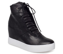 Trish Sneaker L Hohe Sneaker Schwarz SHOE THE BEAR