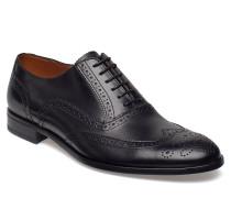 Bruck Schnürschuhe Schuhe Schwarz