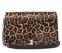Laurent Gold Bags Small Shoulder Bags/crossbody Bags Braun