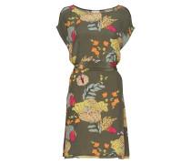 Heather Ava Dress Kurzes Kleid Bunt/gemustert MOS MOSH