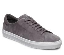 Sneaker Lt Block Suede Wo Niedrige Sneaker Grau J. LINDEBERG