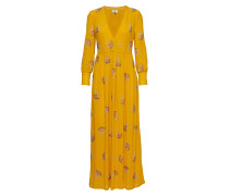 Day Sunflower Maxikleid Partykleid Gelb DAY BIRGER ET MIKKELSEN