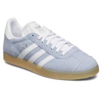Gazelle W Niedrige Sneaker Blau ADIDAS ORIGINALS