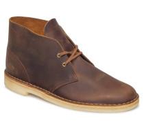 Desert Boot Desert Boots Schnürschuhe Braun