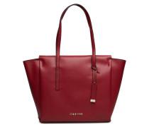 Frame Large Shopper Shopper Tasche Rot CALVIN KLEIN