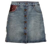 Seasonal Denim Skirt